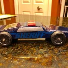 Blue Thunder - DuPage Sheriff squad