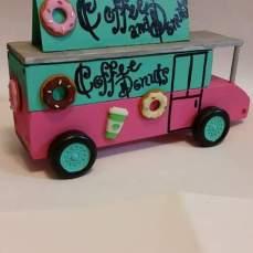 Coffee & Donuts Food Truck