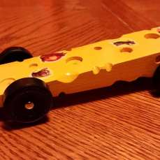 Cheese Racer