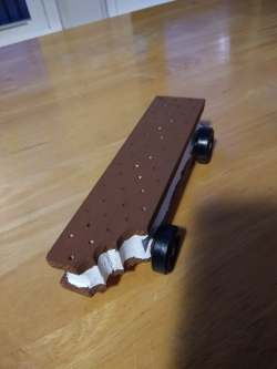 Ice Cream Speedster