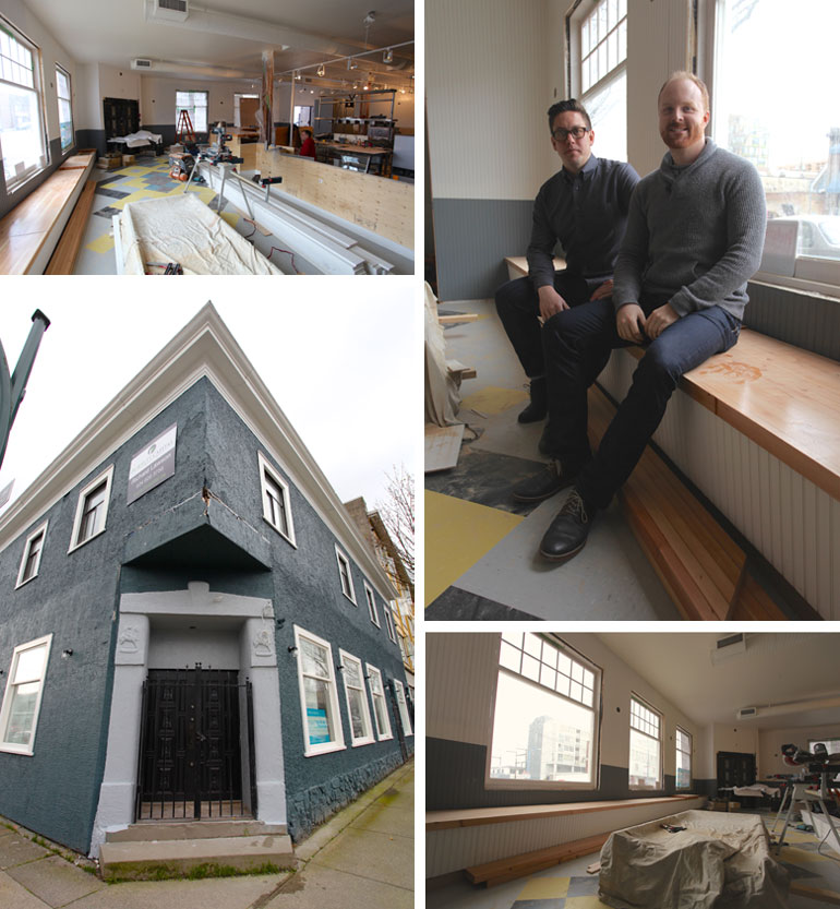 New Ed S Daily Cafe Commissary Kitchen Set For Spring Opening In