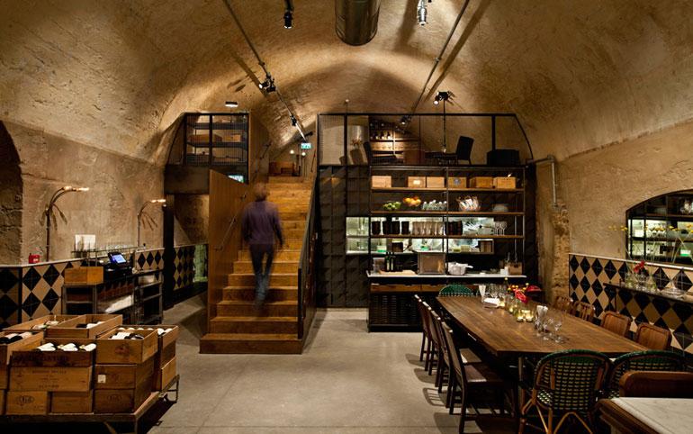 Restaurant Porn An Underground Wine Bar That Might Fit