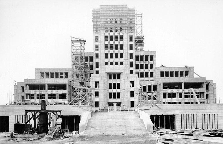 Construction-of-City-Hall,-1936-(CVA-1399-23)