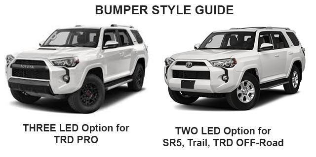 4runner bumper style guide | scoutofmind.com