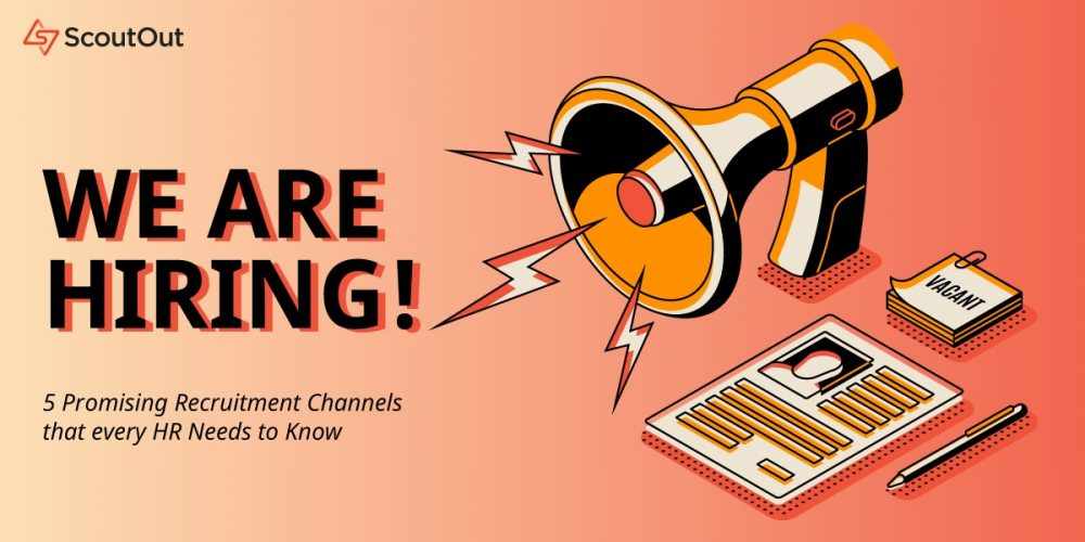 5 Recruitment Channels ช่องทางถูก เจอคนที่เก่ง ได้คนที่ใช่