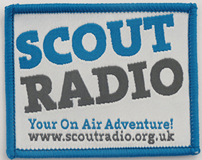 Scout-Radio-Badge