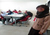 kak Siti Nuraini, Calon Pradana Putri
