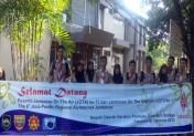Kontingen SMAN Sumatera Selatan