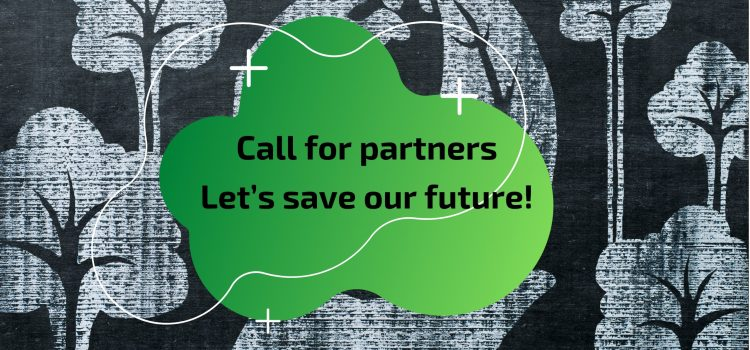 Call for partners KA1 – Let's save our future! –