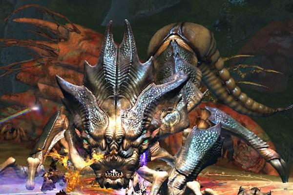 Chak Gerent world boss in Guild Wars 2