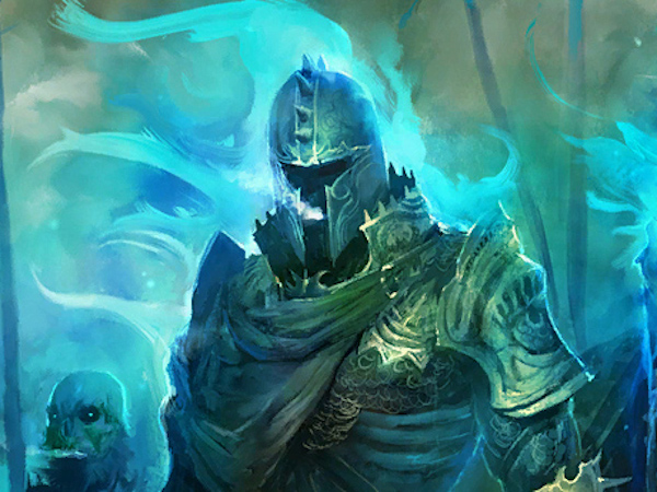 Ascalonian Catacombs dungeon loading screen from Guild Wars 2