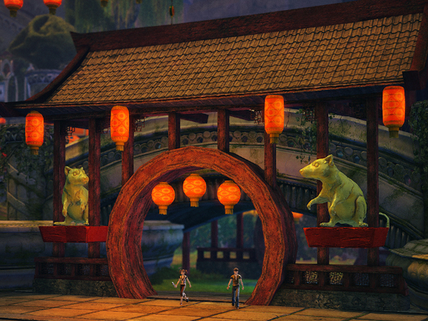 Guild Wars 2 Halloween Decorations 2020 Lunar New Year 2020 – Scout Warband