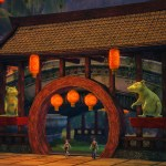 Lunar New Year Guild Wars 2 guild hall decorations
