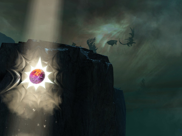 A screenshot of the Scavenger's Chasm Mastery Insight in Guild Wars 2