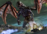 Tequatl the Sunless, a Guild Wars 2 world boss undead dragon