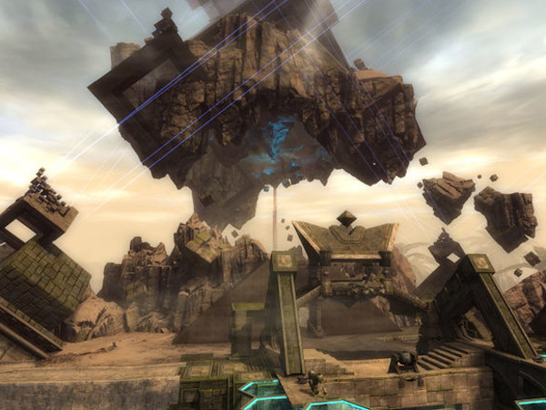 WVW Earth Keep Guild Wars 2