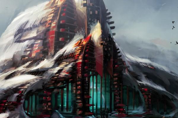 Norn Village in Guild Wars 2