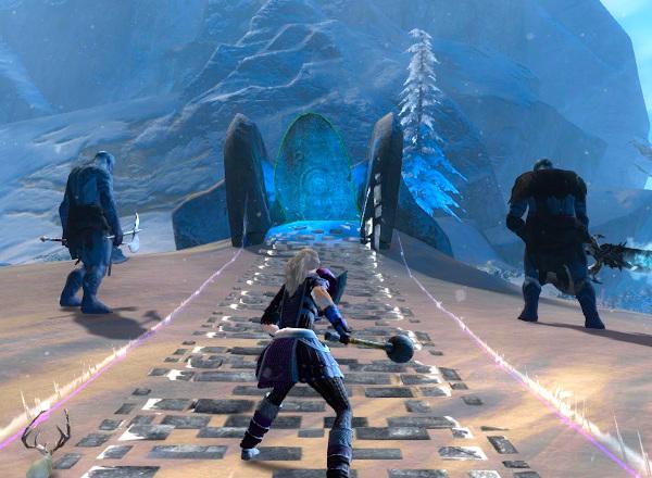 Revenant Inspiring Reinforcement skill Guild Wars 2