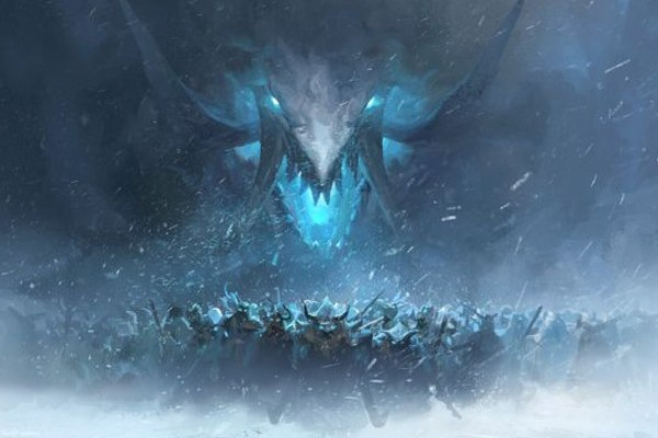 Jormag dragon Guild Wars 2