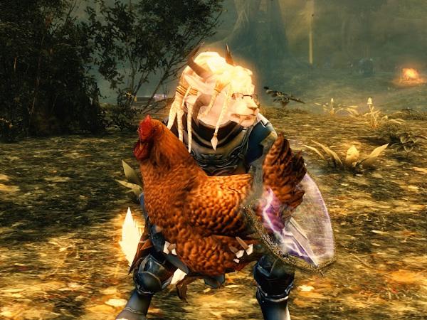 Save the chicken achievement Guild Wars 2