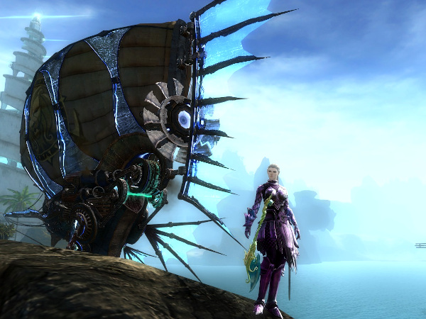 Guild Wars 2 Revenant in Lion's Arch