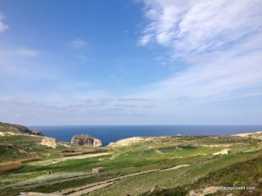 Lost in the Gozo countryside