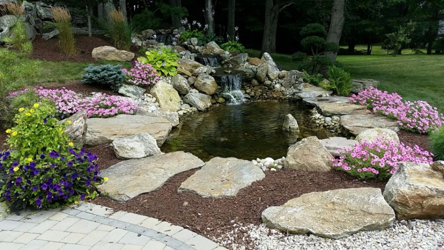 Charmant Water Features