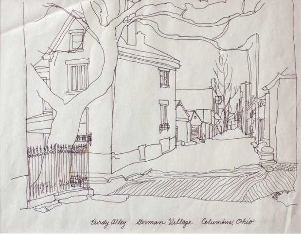 Purdy Alley
