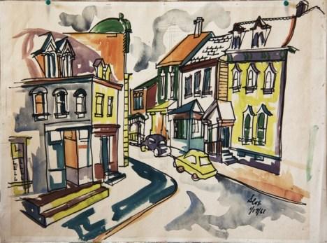 Pittsburgh Street Scene #2