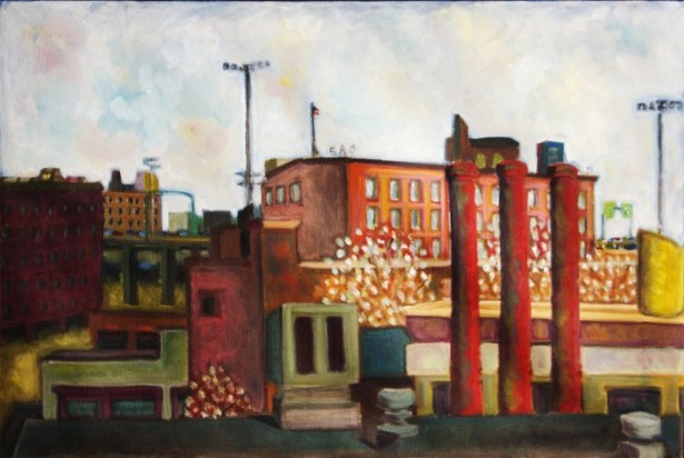 Rooftop Traffic North and South