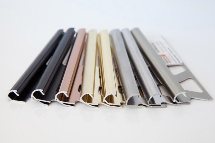 Popular Schluter Rondec Colors