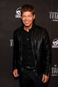 NEW YORK, NY - OCTOBER 03: Comic book creator Rob Liefeld attends DC UNIVERSE's Titans World Premiere on October 3, 2018 in New York City. (Photo by Dave Kotinsky/Getty Images for DC UNIVERSE)