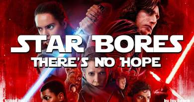 Star Bores – There's No Hope