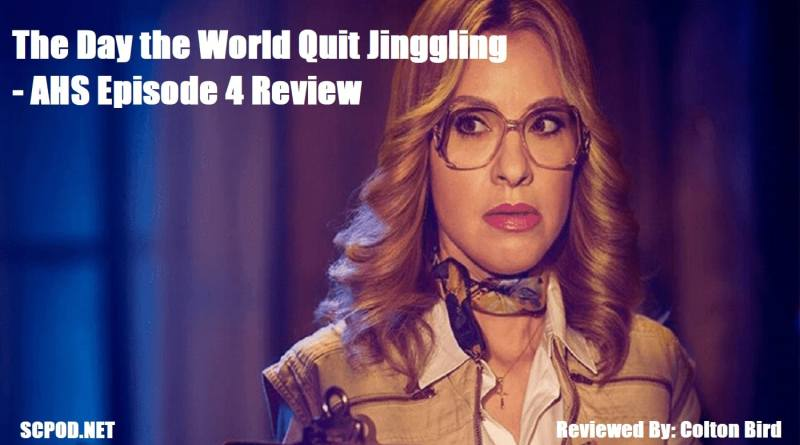 The Day the World Quit Jiggling – AHS 1984 Episode 4 Review