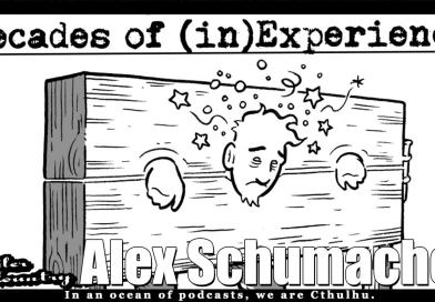 Alex Schumacher from Decades of (in)Experience hits 200!