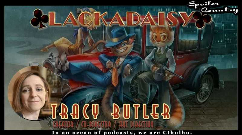 Tracy Butler – Lackadaisy Animate Short and more!