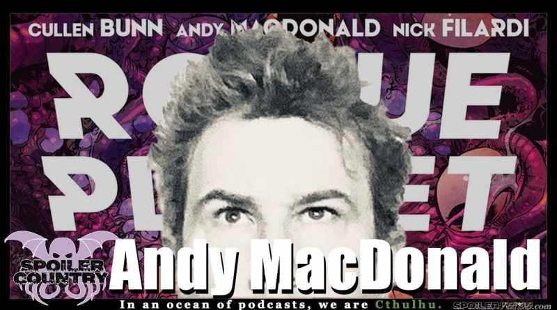 Andy Macdonald – Rogue Planet!