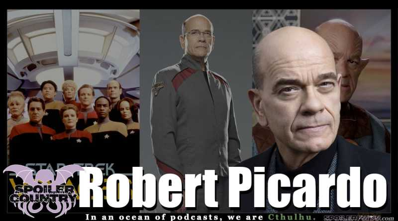 Robert Picardo – Star Trek Voyager! Stargate! Orville! The Wonder Years!