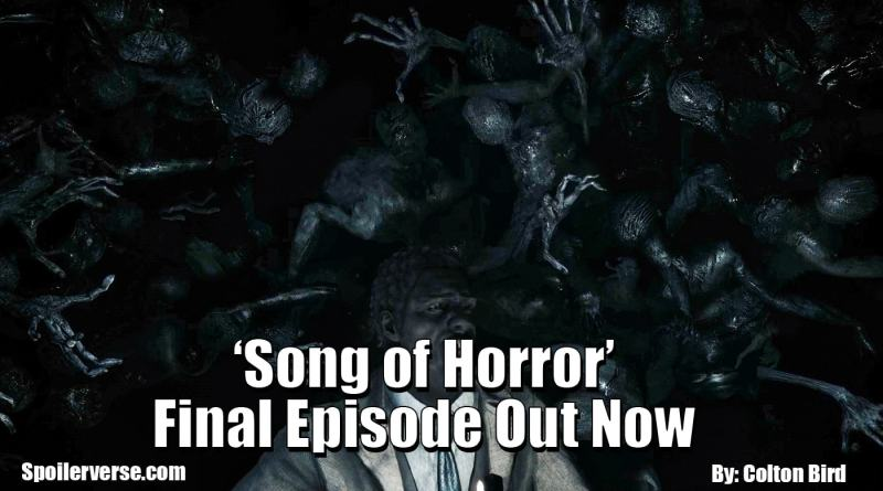 'Song of Horror' Final Episode Out Now