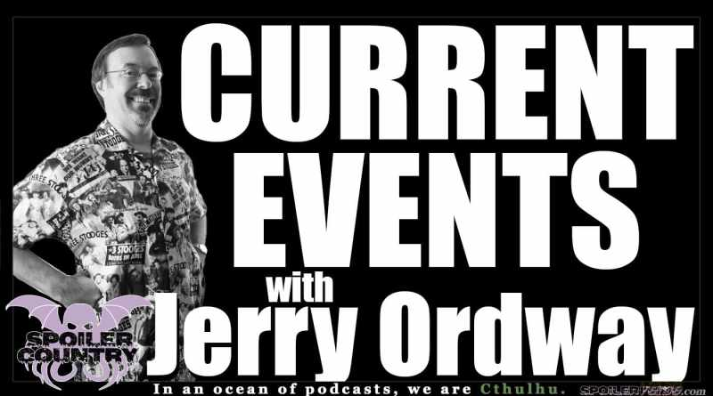 Current Events with Jerry Ordway