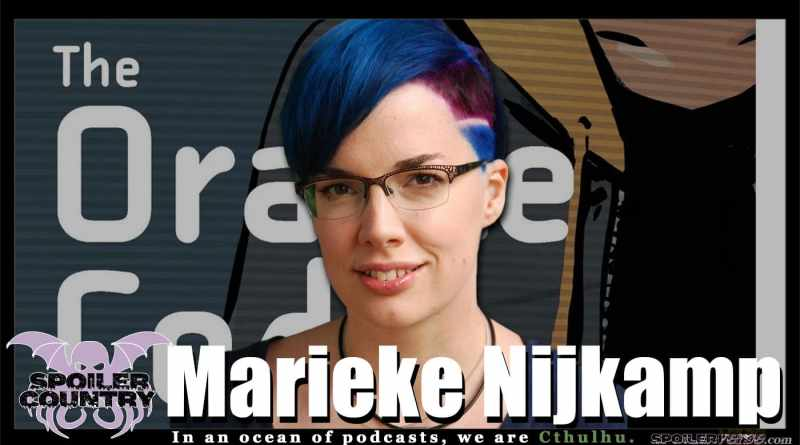 DC's Oracle Code Writer Marieke Nijkamp