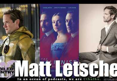 Flash, the Alienist, and Mask of Zorro Star Matt Letscher
