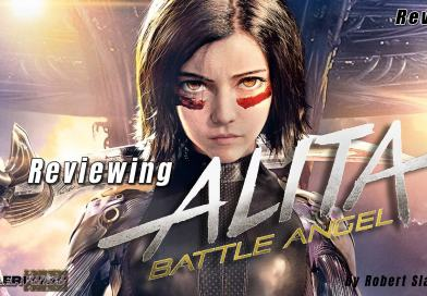 Reviewing Alita: Battle Angel