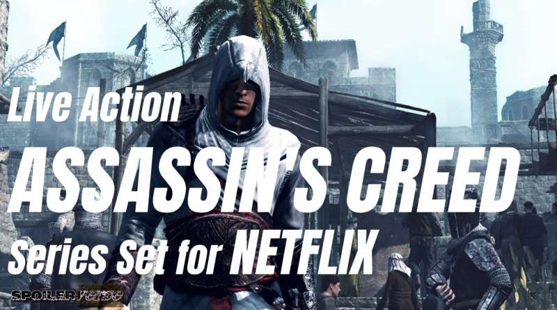 Live Action ASSASSIN'S CREED Series Set for NETFLIX