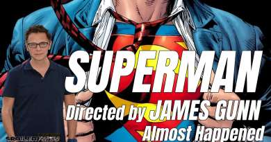 SUPERMAN Directed by JAMES GUNN Almost Happened