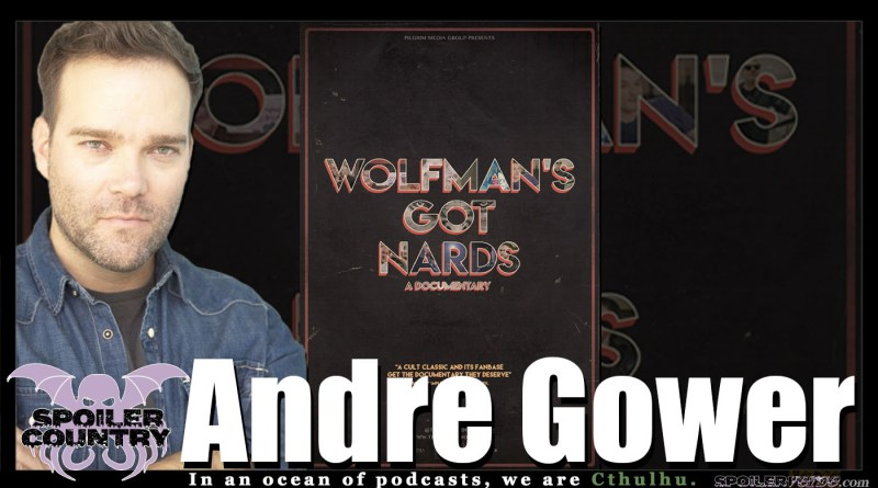 Andre Gower from the Monster Squad – Wolfman's Got Nards!
