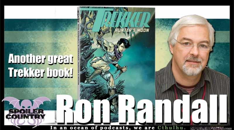 Trekker: Hunters Moon with Ron Randall!