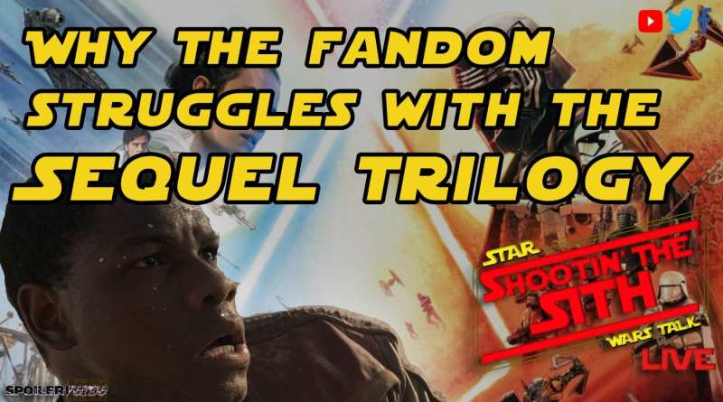 Why the Fandom Struggles with the Sequel Trilogy
