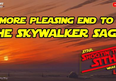 A More Pleasing End to THE SKYWALKER SAGA