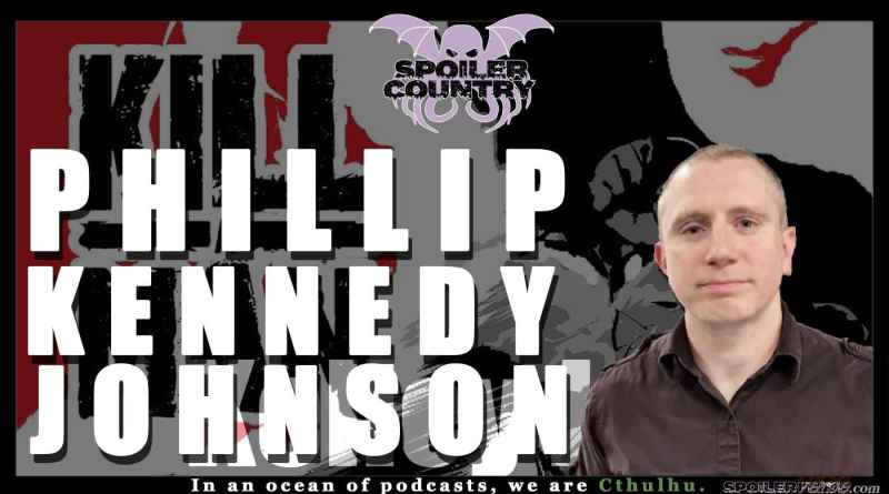 Phillip K Johnson talks Kill a Man!